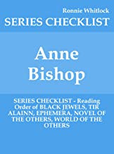 Anne Bishop - SERIES CHECKLIST - Reading Order of BLACK JEWELS, TIR ALAINN, EPHEMERA, NOVEL OF THE OTHERS, WORLD OF THE OTHERS