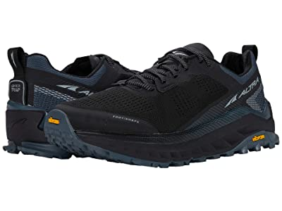 Altra Footwear Olympus 4 (Black Steel) Men