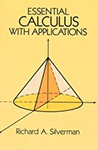 Essential Calculus with Applications (Dover Books on Mathematics) (English Edition)