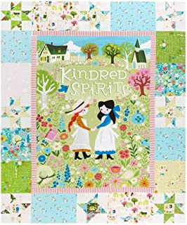 Riley Blake Kindred Spirits 36'' Panel Fabric
