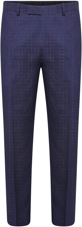 HARRY BROWN Suit Pants Slim Fit