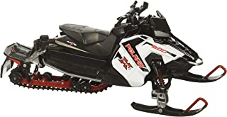 NewRay Polaris 800 Switchback Pro-X Snowmobile (White) 1:16 Scale