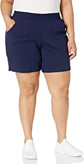 Just My Size Women's Plus Jersey Short