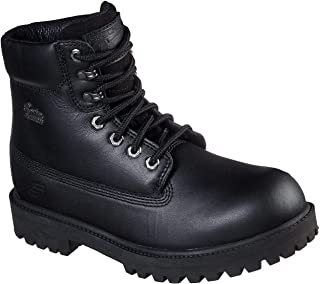 Skechers Relaxed Fit: Verdict - Boralo Mens Waterproof Boot