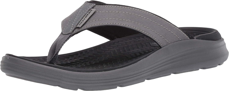 Skechers Men's Sargo Reyon Flip Flop