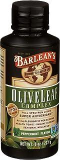 Barlean's Organic Oils - Olive Leaf Complex 227 g