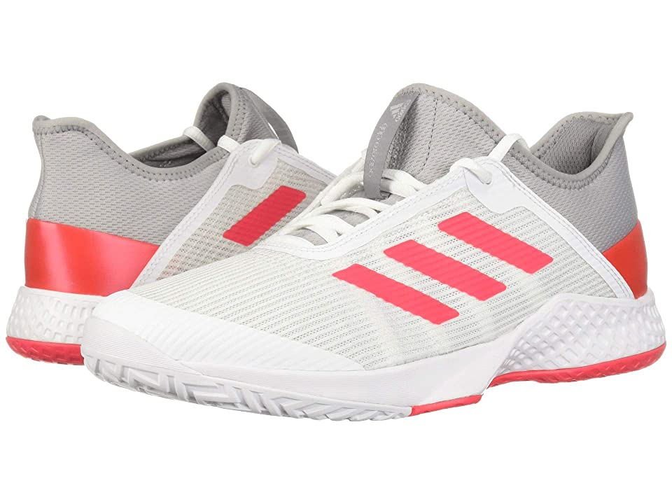 adidas Adizero Club 2 (Light Granite/Shock Red/Footwear White) Men