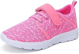 UKRIS Kids Lightweight Breathable Sneakers Easy Walk...