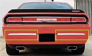2008-2014 Dodge Challenger Front Passenger Side Outer Bumper Cover Retainer; Made Of Pom Plastic Partslink CH1043122
