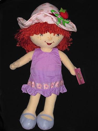 Emily Erdbeer Plüsch Puppe