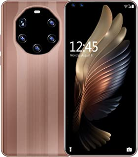 Unlocked Smartphone, 7.2 Inches High Definition Display Mobile Phone 16+32MP Camera System Cell Phone 512GB+12GB RAM, 5800...