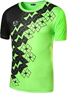 Sportides Boy's Quick Dry Active Sport Short Sleeve Breathable T-Shirt Tee Top LBS701