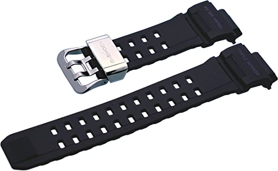 Casio 10455201 Genuine Factory Replacement Resin Band