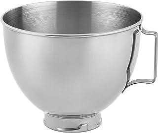 KitchenAid Stainless Steel Bowl , 4.5-Quart, Silver