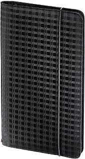 Hama Business Organizer Tasche (zur Aufbewahrung von 48 CDs/ DVDs/ Blu Rays, 6 Speicherkartenfächer) schwarz