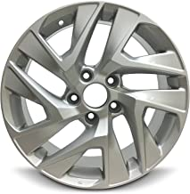 Road Ready Car Wheel For 2014-2016 Honda CR-V 17 Inch 5 Lug Gray Aluminum Rim Fits R17 Tire - Exact OEM Replacement - Full-Size Spare
