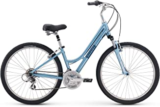 Raleigh Bikes Venture 2 Step Through Comfort Hybrid Bike