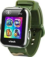 ساعة يد ذكية للاطفال كيدي زووم دي اكس2 من في تيك، كاموفلاج