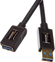 AmazonBasics USB 3.0 Extension Cable - A-Male to A-Female...