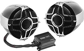 Boss Audio MC750B Motorcycle/ATV Speaker System 1000 Watts – Bluetooth, Weatherproof