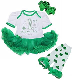 Best st patricks day outfit baby girl Reviews