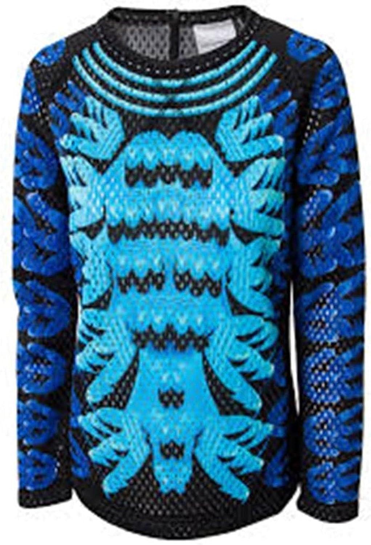 Adidas Women's Mary Katrantzou M62819 Crew Neck Shirt, S