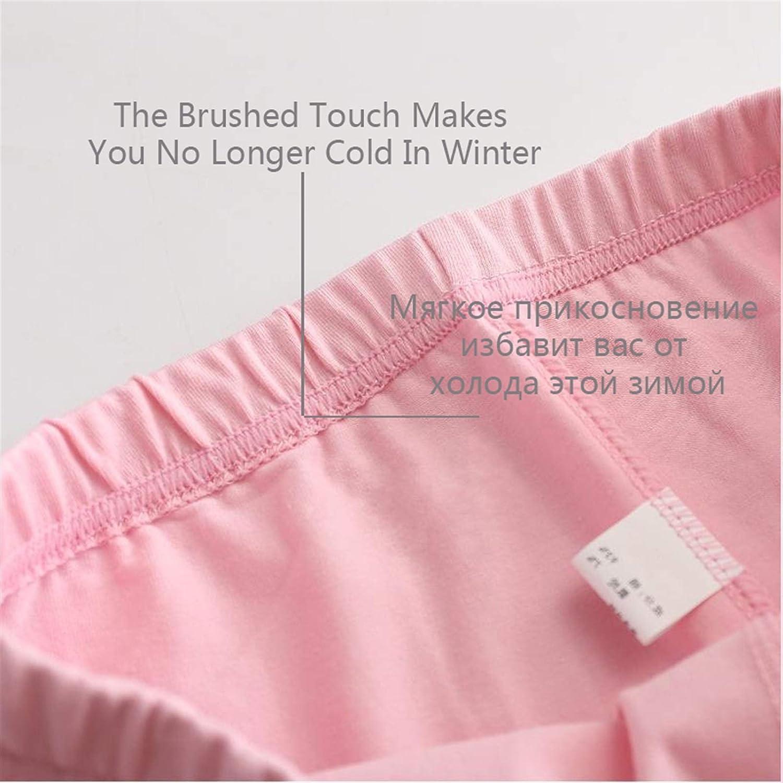 DZHT Thermal Cotton Women Set Winter Long Sleeve Underwear for Men Woman Winter Warm Clothing Pajamas Set (Color : Light Purple, Size : 2XL(60 70) kg)