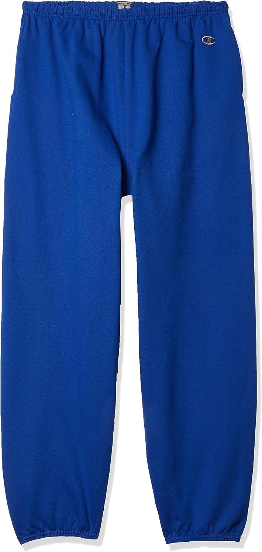 mart Champion Men's SALENEW very popular Cotton Max Fleece L Athletic 3X Royal Sweatpant