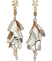 Oscar de la Renta - Waterfall Opaque P Earrings