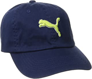 PUMA Men's Icon Adjustable Relaxed Fit Cap
