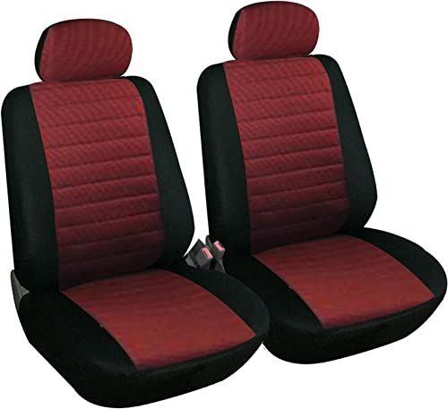 Cosmos Hi Back Stretch Front Seat Covers Commercial Van Protector Waterproof