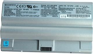ELESKY 11.1V 4800mAh battery VGP-BPS8 VGP-BPS8A for SONY PCG-394L VAIO VGC-LB15 SONY VAIO VGC-LJ VAIO VGN-FZ Series Laptop