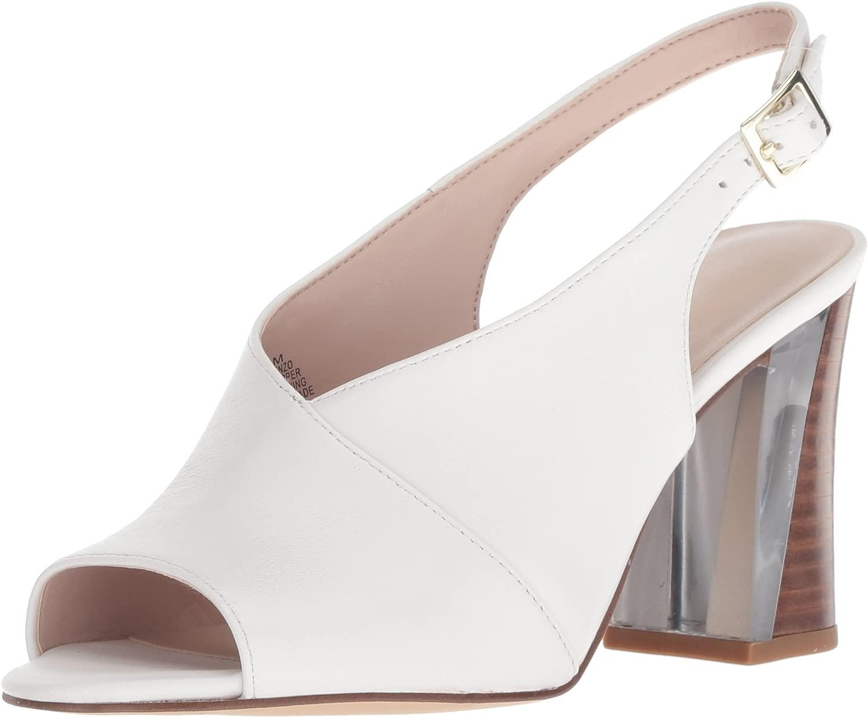 Damen Damen Damen Morenzo Leather Sandalen mit Absatz ee5