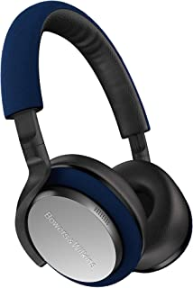 Bowers & Wilkins FP41181 PX5 Noise Cancelling Wireless Headphones, Medium - Blue