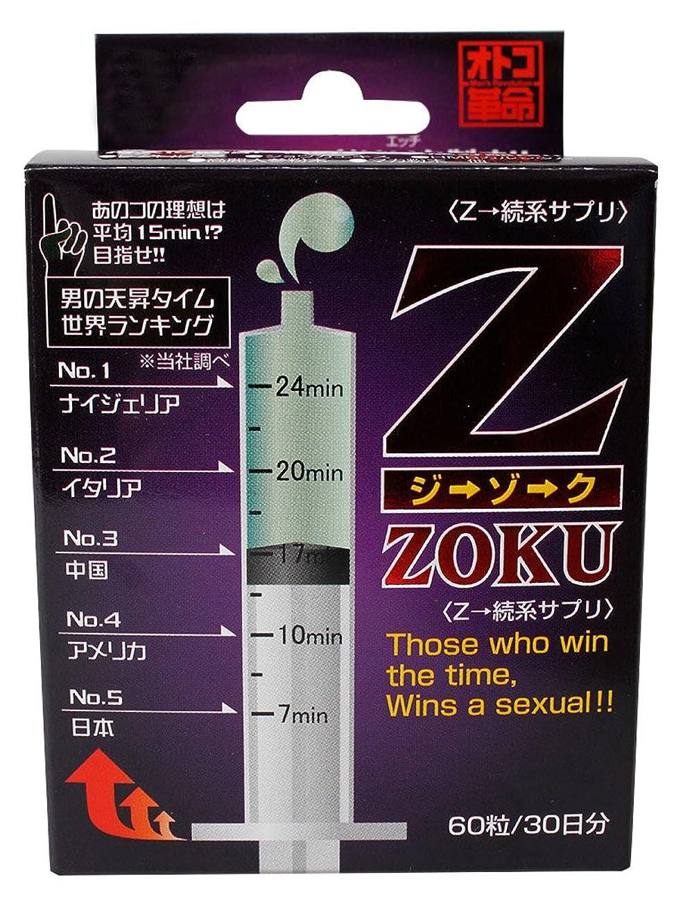 クリスマス南極夜源気堂 Z-ZOKU(ジ→ゾ→ク)