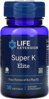 Life Extension Super K Elite, 30 Softgel