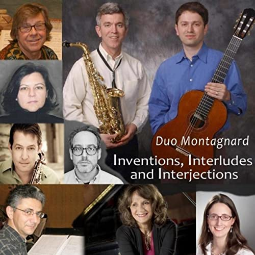 Inventions, Interludes and Interjections