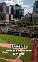Baseball Calendar & Day Planner 2019-2020