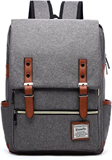 Casual Lightweight College Backpack Laptop Bag School Travel Daypack Unisex