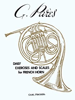 O780 - Daily Exercises And Scales for French Horn
