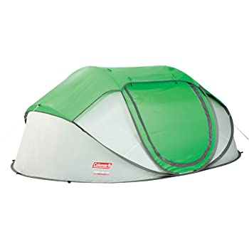 COLEMAN コールマン 4 Person Pop Up Tent 4人用