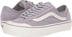 (Suede) Lilac Gray/Marshmallow
