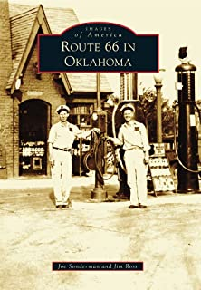 Route 66 in Oklahoma (Images of America)