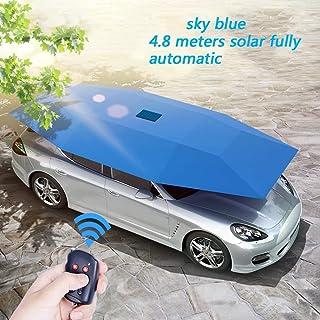 SAN_G - Parasol plegable para techo de coche con aislamiento automático