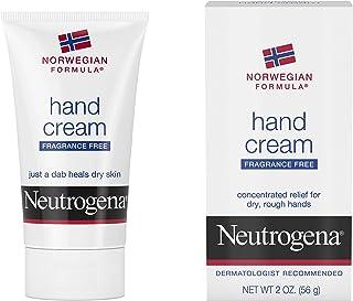 Neutrogena Norwegian Formula Hand Cream Fragrance-Free 60 ml (並行輸入品)