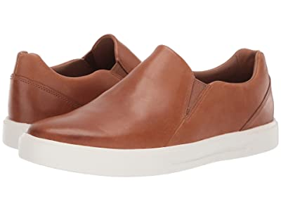 Clarks Un Costa Step (Tan Leather) Men