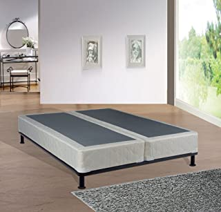 Continental Mattress, 8-inch Fully Assembled Split Box Spring/Foundations For Mattress, Queen Size