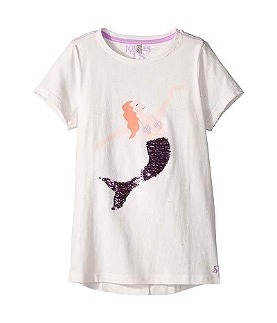 Joules Kids Astro T-Shirt (Toddler/Little Kids/Big Kids) (Pink Mermaid) Girl
