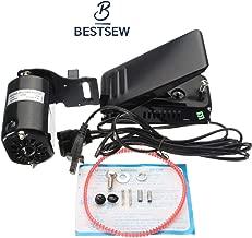 Sewing Machine Motor & Foot Pedal Bestsew RM100N, 110 V, 7000 RPM, 1.0 Amp