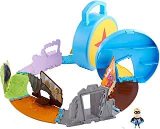 Disney Pixar Minis World of Pixar Playset with Figure